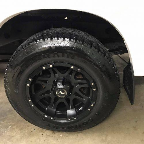 Detail wheels